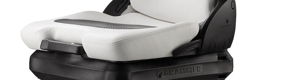 Grammer ergonomische Sitze für Boote