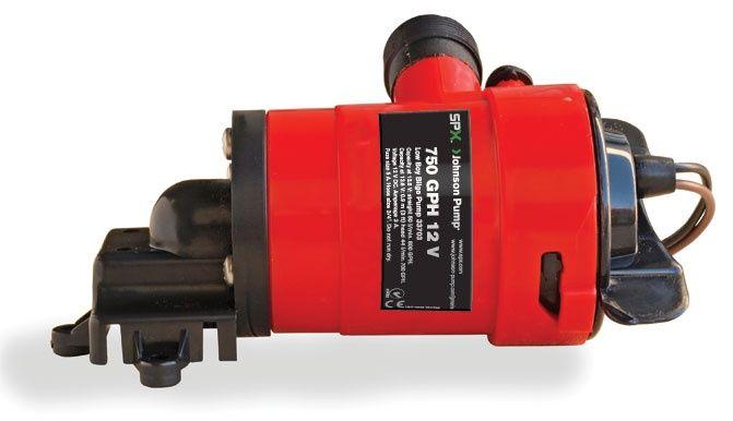 Johnson Pump Pumpen für den Einsatz auf See
