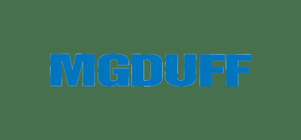 Logo MGDuff Anoden für Boote