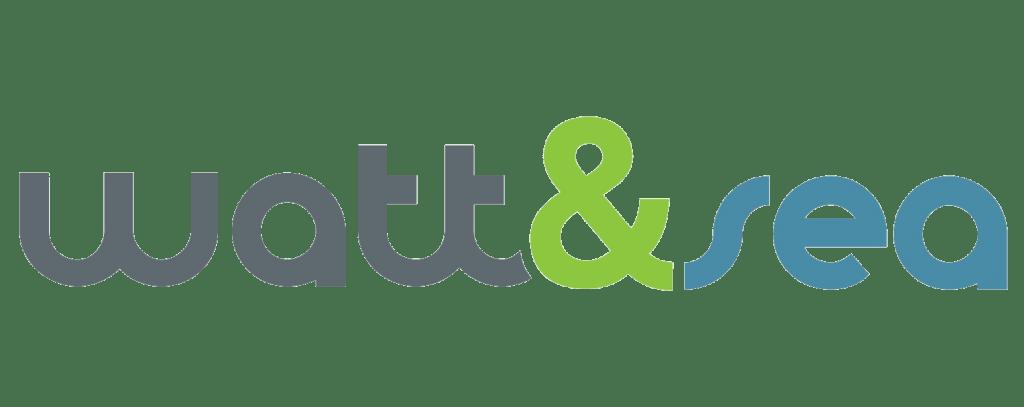 Logo Watt&Sea Hydrogeneratoren